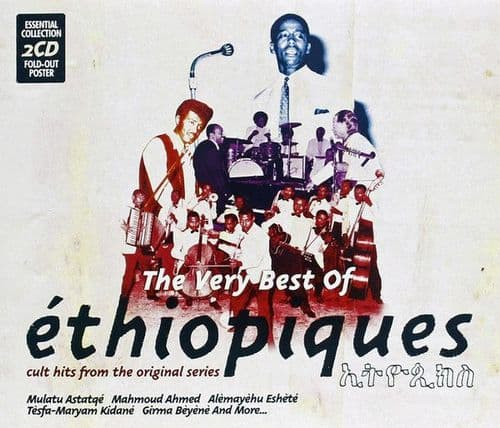 Various<br>The Very Best Of Ethiopiques - Cult Hits From The Original Series<br>2CD, Comp